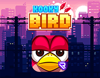 Game Art - Kooky Bird