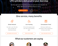 LPG Cylinder Booking