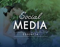 ESSENTTA - Social media
