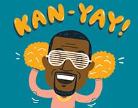 Kan-yay!