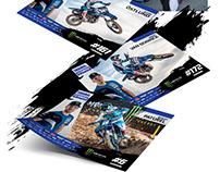 Posterfolio #2 - Yamaha Racing