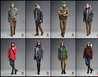 Woods Arctic Brand Outerwear