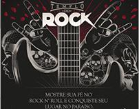 Kiss FM: App Templo do Rock