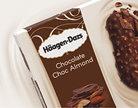 HÅAGEN-DAZS Ice Cream Bars