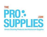 TheProSupplies Identity Design