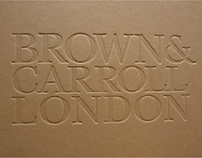 Brown & Carroll