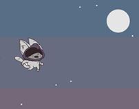 Jumping Cat Animation