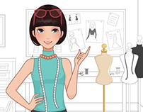 Fashion Dolls Sample