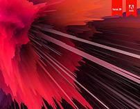 Adobe MAX 2020 Website Image