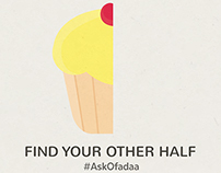 Ask Ofadaa Posters