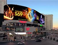 MGM Grand   KÀ by Cirque Du Soleil Rebrand