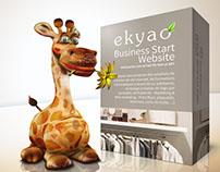 Ekyao Business START Commerce d'Habillement