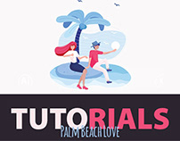 Tutorial - Free Download - Palm Beach Drawing