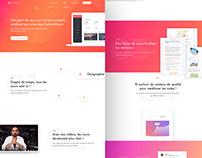 Schoolmouv Website
