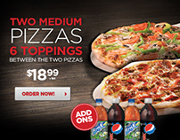 Pizzaville Online Ordering Sysytem
