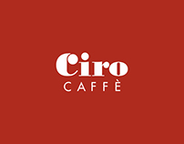 Ciro Caffè // Branding and Identity