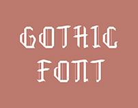 Tipografía Gótica