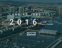 Landing.jobs Festival - My Personal Schedule