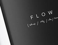 FLOW - Booklet Design