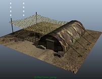 3D Scene :: Military Scene