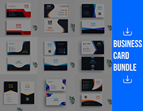 Business Card Bundle (Download)