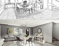 How Can 3D Rendering Revolutionize Interior Design?