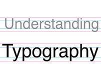Understanding Typography