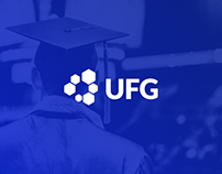 Universidade Federal de Goiás // Identidade Visual