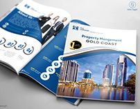 Brochure for Real Estate Agency