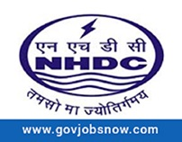 Latest NHDC - Recruitment Notifications   GOVJOBSnow.co
