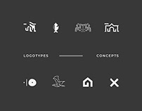 logotypes / concepts