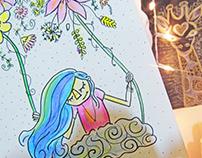 Ilustração | Primavera