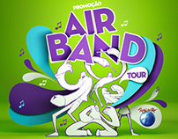 Sales Promotion Trident Air Band