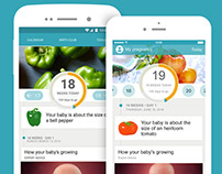 BabyCenter - App Redesign