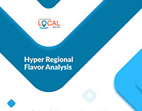 LOCAL - Hyper regional Flavor Analysis
