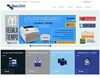 Web - Propuesta Dacom Venezuela