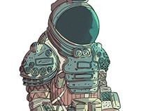Scifi Spacesuits.