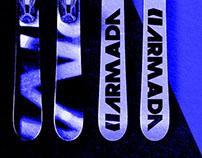 Armada Skis: Topsheets