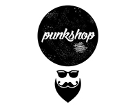 Punkshop.in Branding