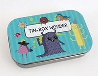 Tin-Box Wonder Product Design