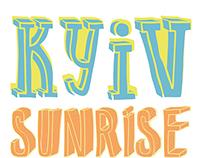 Kyiv Sunrise Tee`s