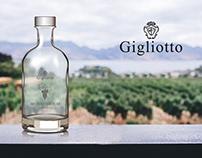 Gigliotto - Etichetta grappa