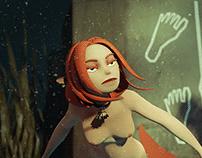 Mermaids and legs