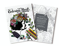 Bae Gwiyoung Coloring Book
