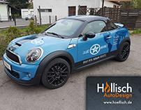 Mini Coupe Design (Blue Army Project)