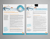 CIHS Case Study MS Word Template