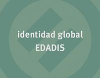 Identidad Global para congreso internacional EDADIS