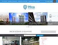 99.co Home Rental Website Blog