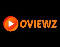 Oviewz - Diseño de marca, línea gráfica y sitio web