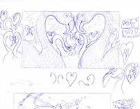 Assorted Storyboard Sketches
